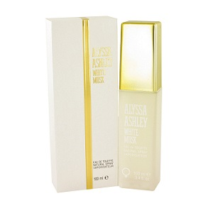 Alyssa Ashley white musk EDT 100ml