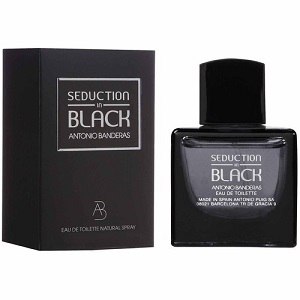 Antonio Banderas Seduction In Black Men EDT 100ml
