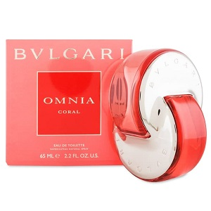 Bvlgari Omnia Coral For Women EDT 65ml