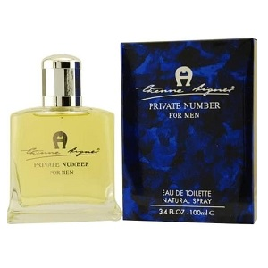 Etienne Aigner Private Number For Men EDT 100ml