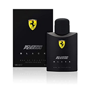 Ferrari Scuderia Black For Men EDT 125ml