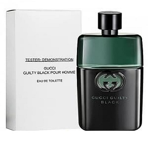 Gucci Guilty Black For Men EDT 90ml (Tester)