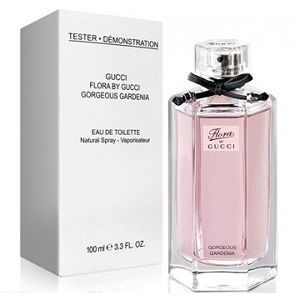 Gucci Flora Gorgeous Gardenia For Women EDT 100ml (Tester)