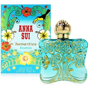 Anna Sui Romantica Exotica For Women EDT 75ml