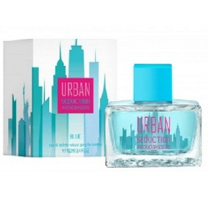Antonio Banderas Blue Seduction Urban For Women EDT 100ML