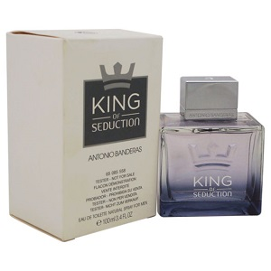 Antonio Banderas King of Seduction For Men EDT 100ml (Tester)