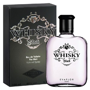 Evaflor Whisky Black EDT 100ML