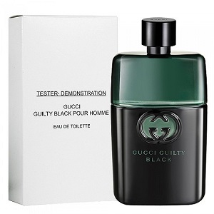 Gucci Guilty Black Pour Homme EDT 90ML (Tester)