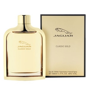 Jaguar Gold For Men EDT 100ML