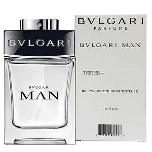 Bvlgari Man EDT 100ML (Tester)