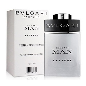 Bvlgari Man Extreme EDT 100ML (Tester)
