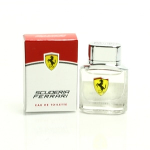 Ferrari Scuderia For Men EDT 4ml (Miniatur)