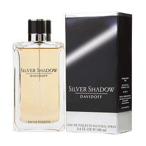 Davidoff Silver Shadow For Men EDT 100ml