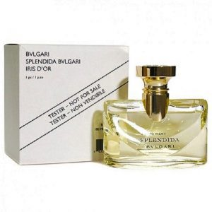 Bvlgari Splendida Iris D'or For Women EDP 100ml (Tester)