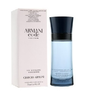 Giorgio Armani Code Colonia For Men EDT 75ml (Tester)