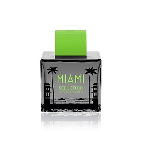 Antonio Banderas Miami Seduction In Black for Men EDT 100ml (Tester)