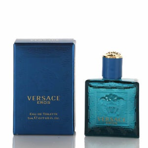 Versace Eros For Men EDT 5ML (Miniature)