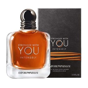 Giorgio Armani Stronger With You Intensely for Men EDP 100ml
