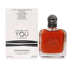 Giorgio Armani Stronger With You Intensely for Men EDP 100ml (Tester)