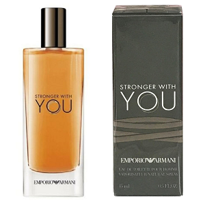 Giorgio Armani Emporio Stronger With You For Men EDT 15ml (Miniature)