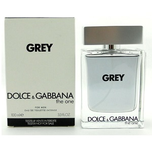 Dolce & Gabbana The One Grey For Men EDT Intense 100ml (Tester)