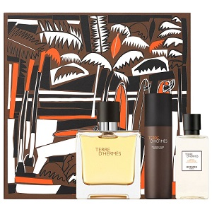 Hermes Terre D Hermes Men EDP (Gift set)