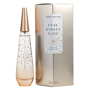 Issey Miyake Leau D Issey Pure Petale De Nectar For Women EDT 90ml