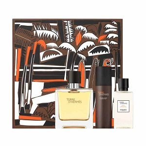 Hermes Terre D'Hermes Eau Intense Vetiver For Men (Gift Set)