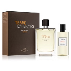 Hermes Terre D'Hermes Eau Intense Vetiver For Men (GiftSet)