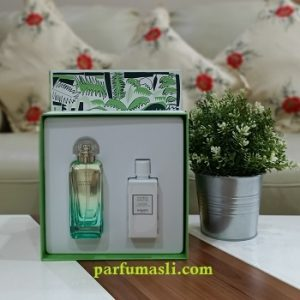 Hermes Un Jardin Surlenil For Unisex (Gift Set)
