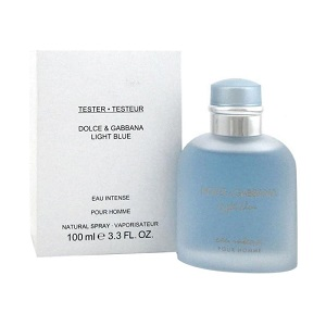 Dolce & Gabbana Light Blue Eau Intense For Men EDP 100ml (Tester)
