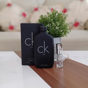 Calvin Klein Be For Unisex EDT 10ml (Decant)