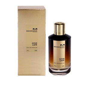 Mancera Aoud Cafe For Unisex EDP 120ml