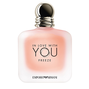 Giorgio Armani In Love With You Freeze for Women EDP 100ml (Tester)