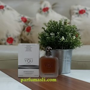 Giorgio Armani Stronger With You Freeze For Men EDT 100ml (Tester)