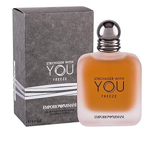 Giorgio Armani Stronger With You Freeze For Men EDT 100ml