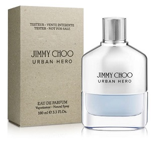 Jimmy Choo Urban Hero For Men EDP 100ml (Tester)