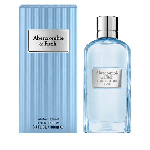 Abercrombie & Fitch First Instinct Blue For Women EDP 100ml