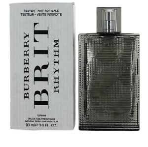 Burberry Brit Rhythm Intense for Men EDT 90ml (Tester)