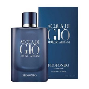 Giorgio Armani Acqua Di Gio Profondo For Men EDP 125ml