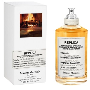 Maison Martin Margiela By The Fireplace For Unisex EDT 100ml