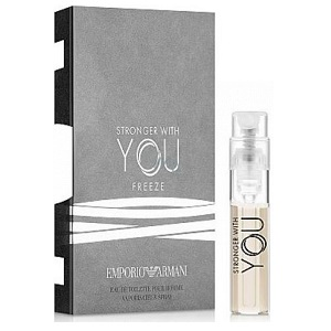 Giorgio Armani Stronger With You Freeze For Men EDT 1,2ml (Vial)