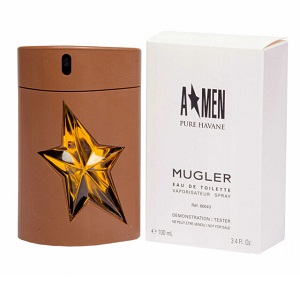 Thierry Mugler A*men Pure Havane For Men EDT 100ml (Tester)