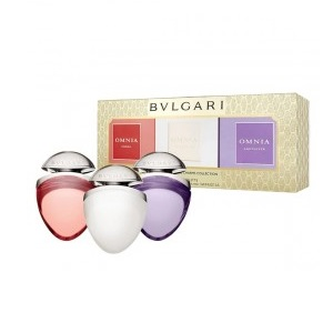 Bvlgari The Omnia Jewel Charms Collection 3x15 For Women (Mini Set)