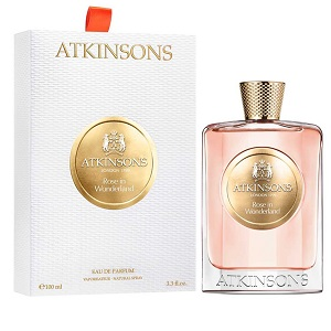 Atkinsons London 1799 Rose In Wonderland For Unisex EDP 100ml