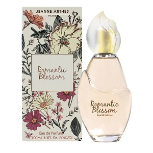 Jeanne Arthes Romantic Blossom For Women EDP 100ml